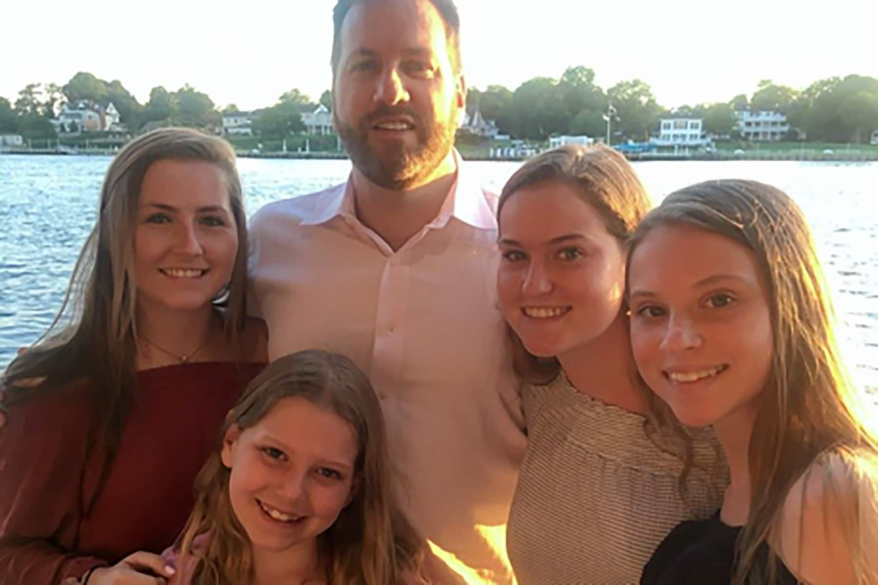 John Munley Financial Advisor at wHealth Advisors and family