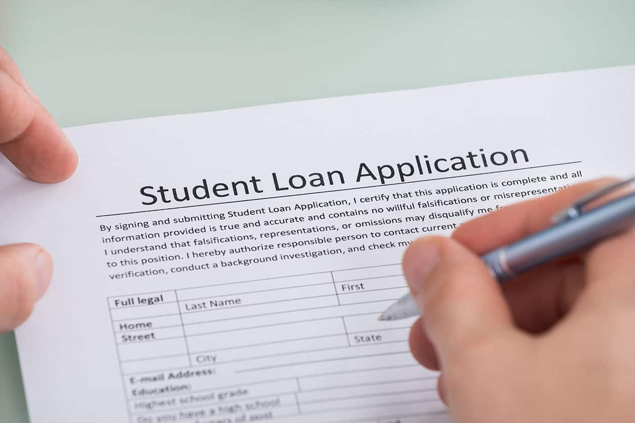 Student Loan Cosigner